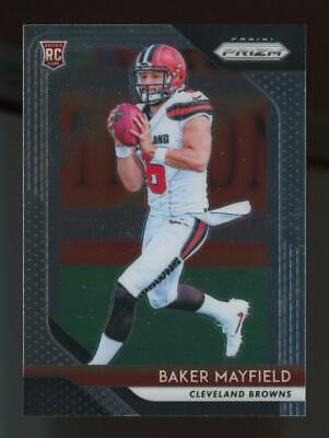 2018 Panini Prizm #201 Baker Mayfield RC Rookie