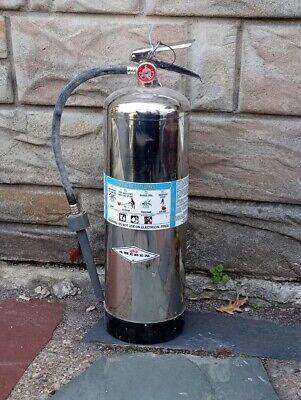 Amerex Fire Extinguisher Foam Liquid 2-12 Gal. 3a20b Ul Rating  Model 250