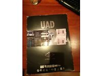 UAD 2 DUO PCI Card (With 50 plugins)