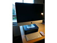 iMac 21.5 3.2Ghz 12GB *REFURB + UPGRADE + CS5.5, WIN10 + ACCESSORIES + WARRANTY*