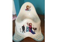 'Frozen' Potty