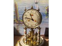 German Table Clock for Spares or Repairs