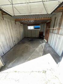 Lockable Secure Garage for Rent