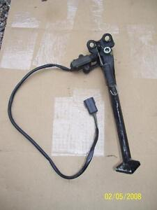 Triumph Daytona 650 600 side stand safety switch sidestand brack