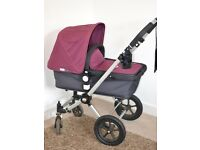 Bugaboo Cameleon with MANY accessories (total RRP £939)