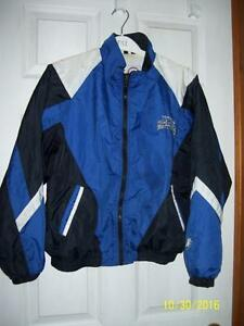 Boys Size lg (12-14) Toronto Maple Leafs jacket EXCELLENT