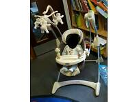 Multi Function baby swing