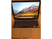 "Apple MacBook Pro Retina (Early 2015) 13.3"" 2.7GHz Core i5 128GB SSD 8GB RAM"
