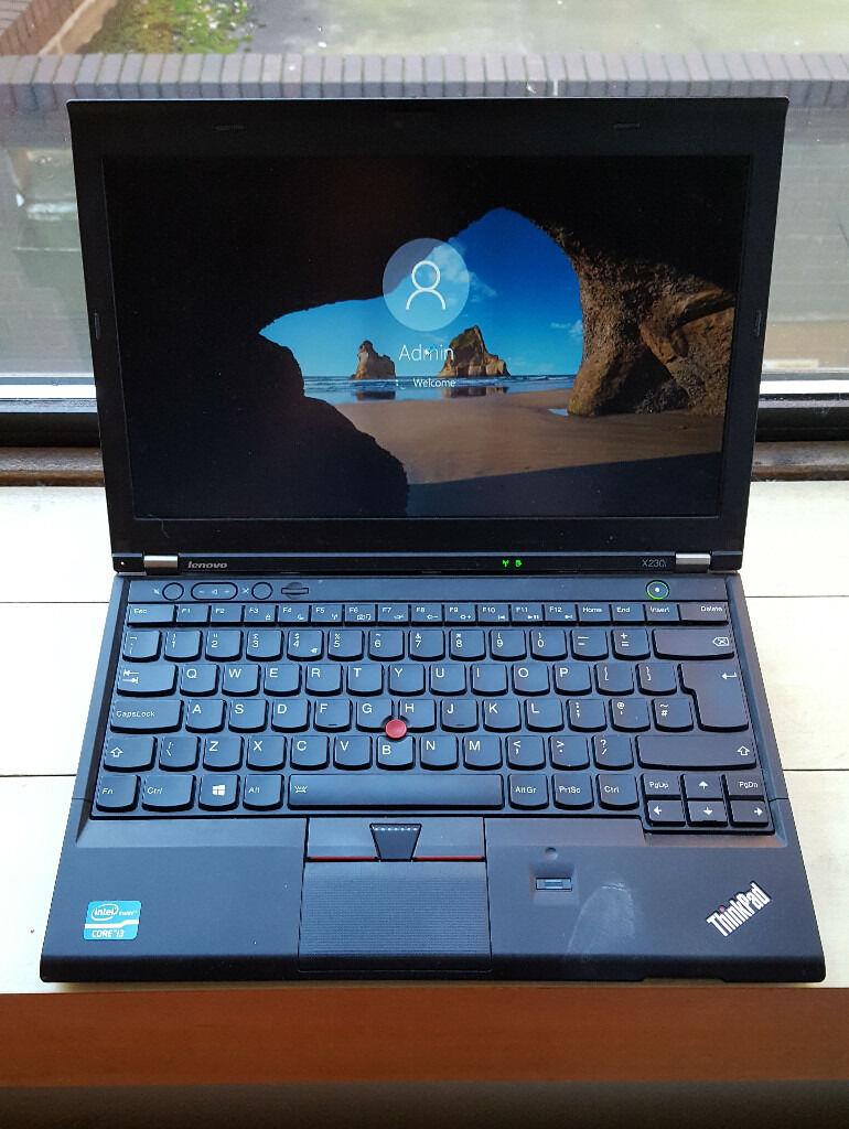 Lenovo Thinkpad X230 Win 10 Pro Clean Install w/ License Office Photoshop |  in Kings Cross, London | Gumtree