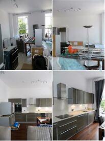 Kitchen Fitter, Bathroom Fitter, Carpenter, Tiler, Builder, Laminate and wooden flooring