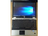 "Used hp 6930p Laptop 14"" Screen, Microsoft Office"