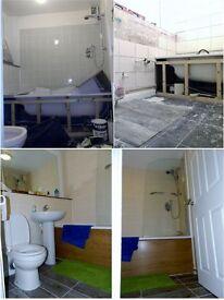 Bathroom Fitter, Kitchen Fitter, Carpenenter, PLumber, Tiler, Builder, Laminate and wooden flooring