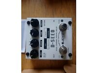 D-Seed JOYO digital delay guitar pedal - boxed as new