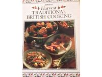 St Michael Harvest Traditional British Cooking Cookbook