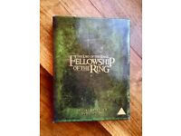 The Lord Of The Rings: Fellowship Of The Ring - Special Extended DVD Edition