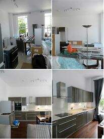 Kitchen Fitter, Bathroom Fitter, Carpenter, Plumber, Builder, Tiler, Laminate and Wooden flooring