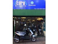 Sym Symply II 125cc Silver *Low finance option available*