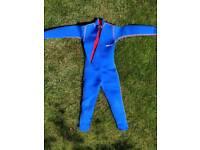 Children Kids Age 9 Wetsuit Very Good Condition