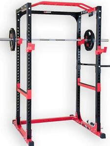 COMPLET SET NEW eSPORT BODYBUILDING POWER Cage SET es025A (2016) Cage with included options