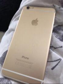 UNLOCKED iPhone 6 Plus Gold (16GB)