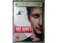 Tony Hawk's Project 8 Xbox 360 - Complete and Great Condition