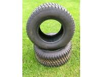 Buggy ride on mower tyre 16x16 tyres