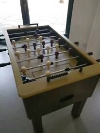 Harvard Foosball/Football Table Game