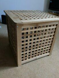 Ikea HOL side table coffee storage table