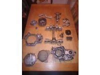 Kawasaki kdx 125 spares ,job lot or can be sold separately