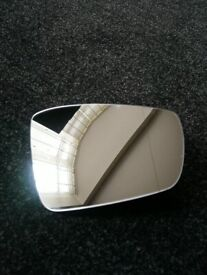 Volkswagen Polo 6R Replacement OS Right Door Wing Mirror Glass