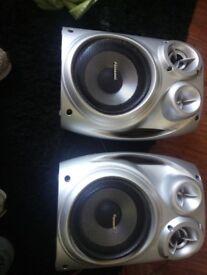 panasonic speakers sb-ak640