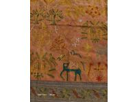 Indian Vintage Tapestry ,Large Wall Tapestry