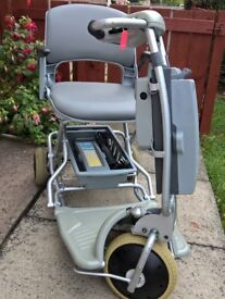 Aquasoothe Folding Mobility Scooter - Middlesbrough