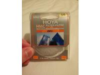 Hoya HMC UV filter (58mm)