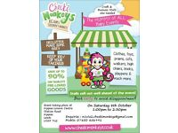 KIPPAX - Baby and Children's Preloved, Craft and Business Event - COME AND GRAB A BARGAIN