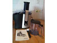 Philips Juicer (bought £90 new) Model HR1861