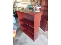 HDF book shelf