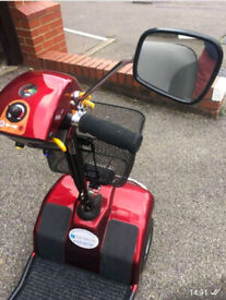 Rascal 388s mobility scooter immaculate condition, used once
