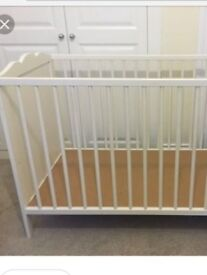 IKEA HENSVIK COT Ready To Collect