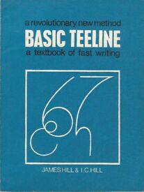 Basic Teeline: Textbook of Fast Writing