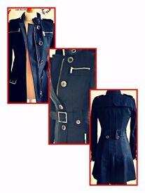 New Smart coat Karen Millen Size 6-8