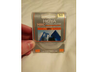 Hoya HMC UV filter (52mm)