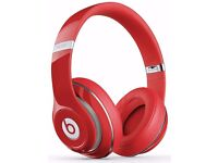 Headhpones Beats™ Studio 2.0 by dr.dre™ wired- red - grade A - STUDIO2.0