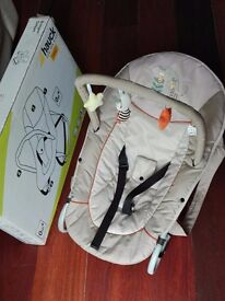 Hauck Bungee Deluxe Baby Bouncer chair