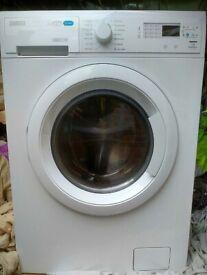 Zanussi Lindo 1000 ZWD71460CW F/S 7Kg/4Kg 1400 RPM Washer Dryer White.