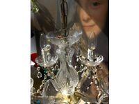5 arm vintage chandelier ,Ceiling Light