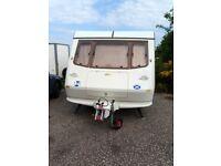 1996 4 Berth Elddis touring caravan