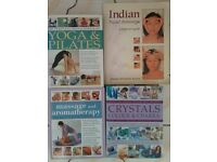 Holistic therapies book bundle