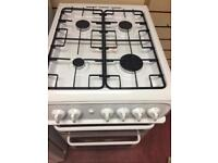 Hotpoint 50cm gas cooker new