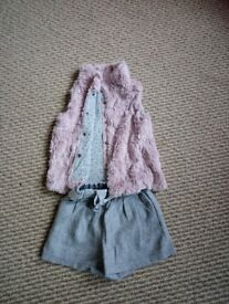 Girls clothes bundle - aged 7 years old